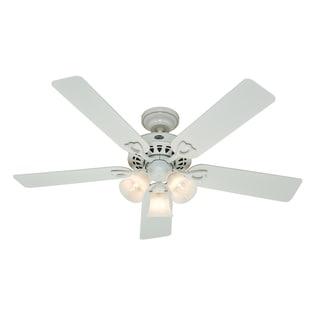 Hunter Fan 'Sontera' White 52-inch Ceiling Fan