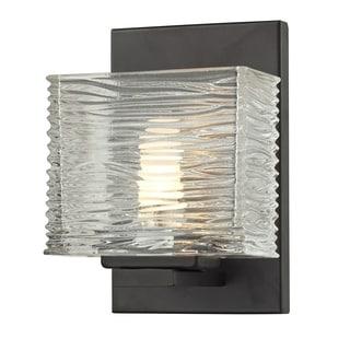 Z-Lite Jaol 1-light Bronze Vanity Fixture