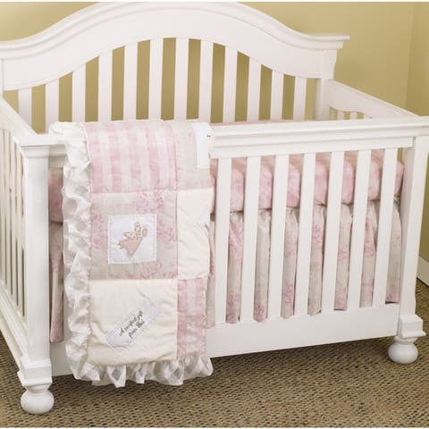 Cotton Tale Heaven Sent 7-piece Crib Bedding Set