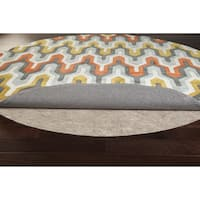 Ultra Premium Felted Reversible Dual Surface Nonslip Rug Pad - 4' Round