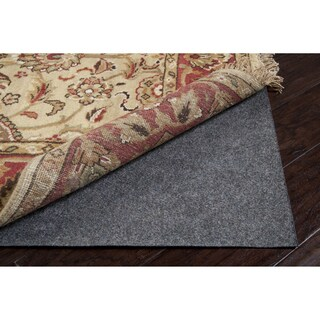 Standard Premium Felted Reversible Dual Surface Non-Slip Rug Pad-(3'x12')