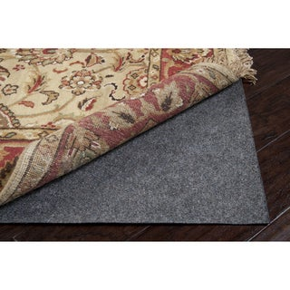 Standard Premium Felted Reversible Dual Surface Non-Slip Rug Pad-(4'x10')