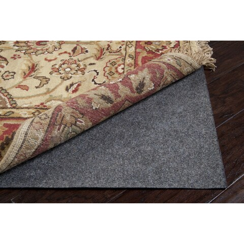 Standard Premium Felted Reversible Dual Surface Non-Slip Rug Pad (9'9 Square) - 10' x 12'