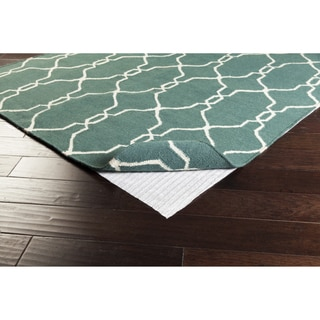 Ultra Secure Lock Grip Reversible Dual Surface Non-Slip Rug Pad-(8' Square)
