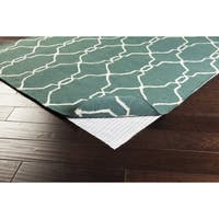 Ultra Secure Lock Grip Reversible Dual Surface Non-Slip Rug Pad (8' Square)