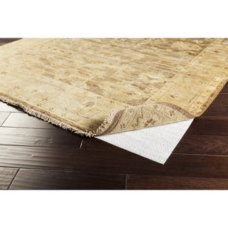 Ultra Support Lock Grip Reversible Hard Surface Non-Slip Rug Pad-(6'x9')