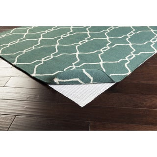 Ultra Secure Lock Grip Reversible Dual Surface Non-Slip Rug Pad-(12'x15')