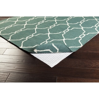 Ultra Secure Lock Grip Reversible Hard Surface Non-Slip Rug Pad-(8'x10')