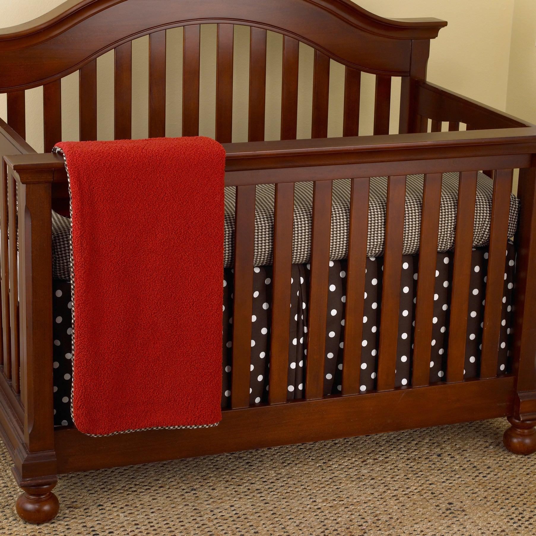 Cotton Tale Houndstooth 7-piece Crib Bedding Set (Cotton ...