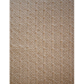 Grand Bazaar Clairmont Cable Knit Throw