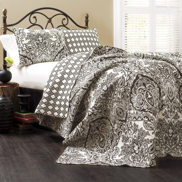 Lush Decor Aubree 3-piece Quilt Set - Free Shipping Today - Overstock.com - 16181834