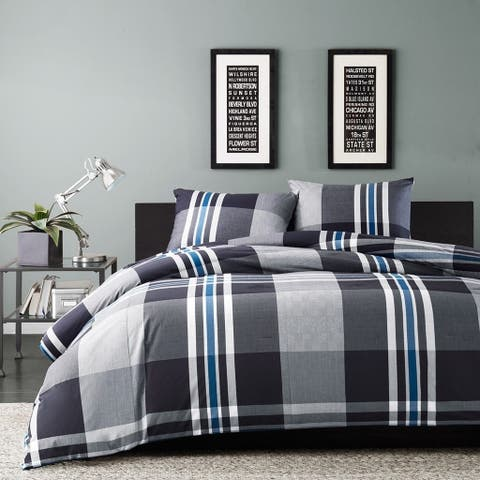 Carbon Loft Sterling 3-piece Comforter Set