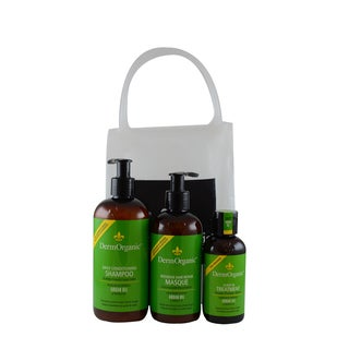 DermOrganic Essential Bag 4-piece Set