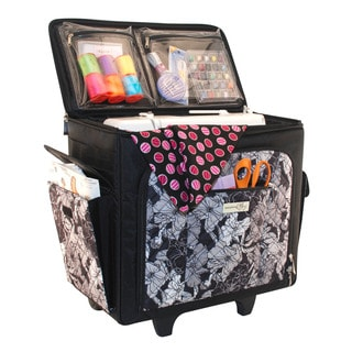 Shop Everything Mary Sewing Machine Rolling Tote Free