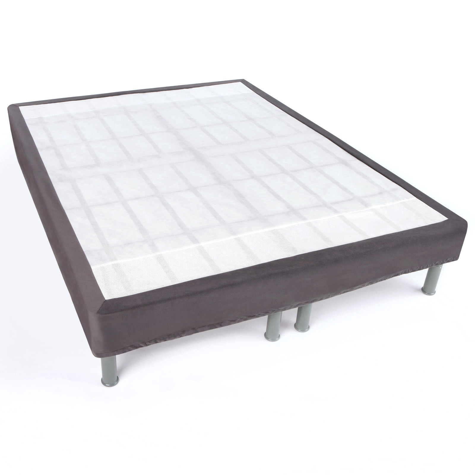 Comfort Memories Steel (Silver) Queen-size Mattress Found...