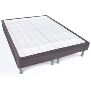 comfort memories steel queen size mattress foundation