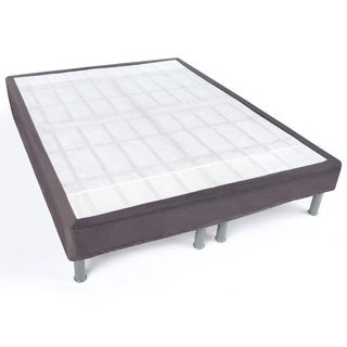comfort memories steel full size mattress foundation