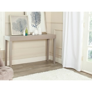 "Link to Safavieh Kayson Grey Console Table - 51.2"" x 13.4"" x 31.5"" Similar Items in Living Room Furniture"