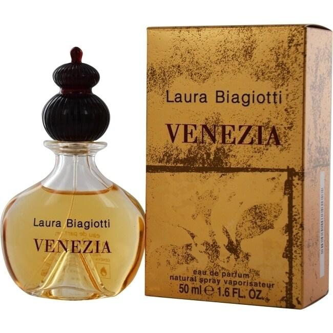 Laura Biagiotti Venezia Women's 1.7-ounce Eau de Parfum S...