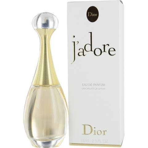 Christian Dior J'Adore Women's 2.5-ounce Eau de Parfum Spray
