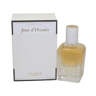 Hermes Jour Dhermes Women's 1.7-ounce Eau de Parfum Spray Refillable
