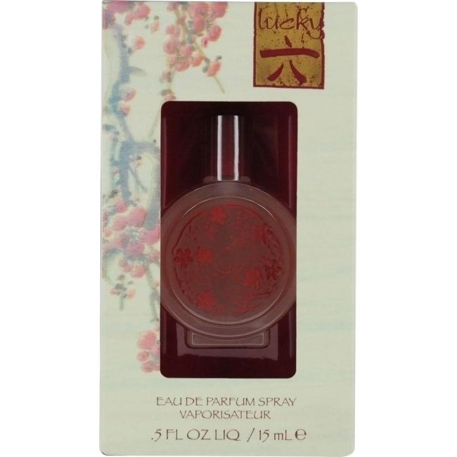 Lucky Brand Lucky Number 6 Women's .5-ounce Eau de Parfum...