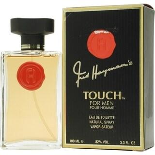 Fred Hayman Touch Men's 3.3-ounce Eau de Toilette Spray