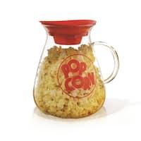 Epoca EKPCM-0025 Micro Pop Glass Popcorn Popper