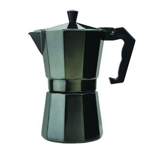 Stovetop 6-cup Black Espresso