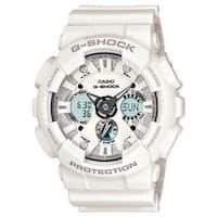 Casio Men's 'G-Shock'  White Resin Watch