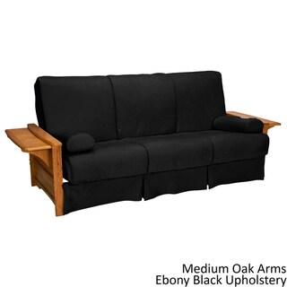 Bellevue Perfect Sit & Sleep Pillow Top Queen-size Futon Sleeper Sofa