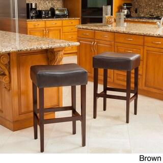 Mondrian Backless Barstool (Set of 2)