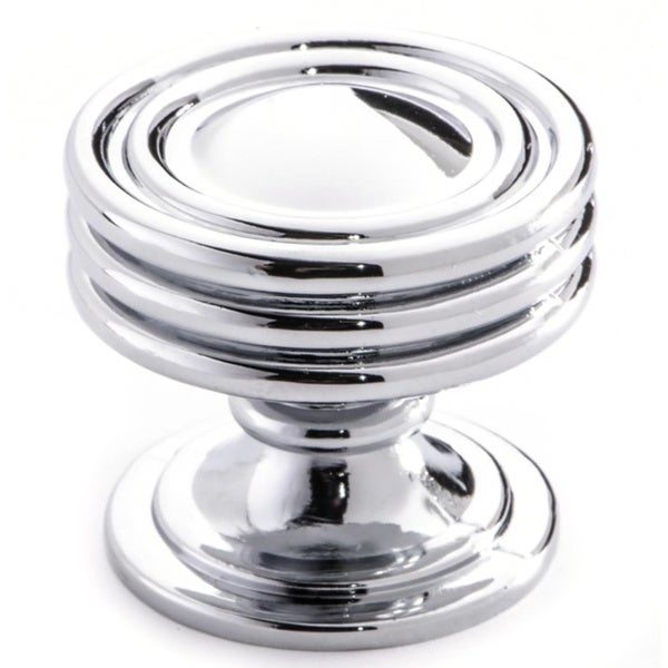 Southern Hills Polished Chrome Cabinet Knob 'Lamonta' (Pack of 25)