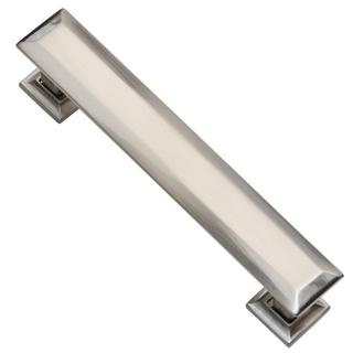 Southern Hills 4-Inch Satin Nickel Cabinet Pulls (Pack of 25)