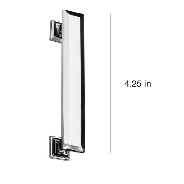 southern hills polished chrome cabinet pull pack of 10 free shipping today