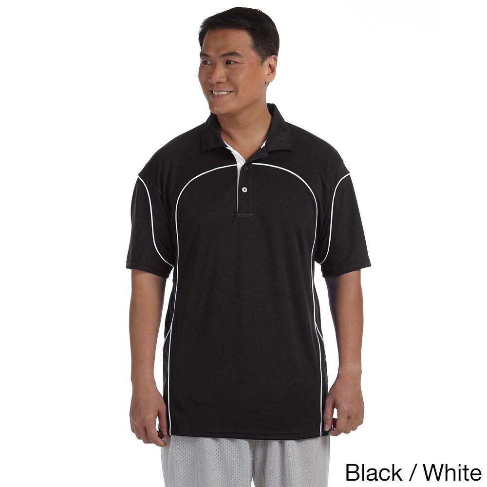 Russell Russel Men's 'Team Prestige' Sport Polo Shirt (S,...