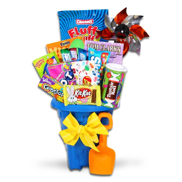Alder creek jumbo easter treats sand pail gift basket free alder creek jumbo easter treats sand pail gift basket negle Image collections