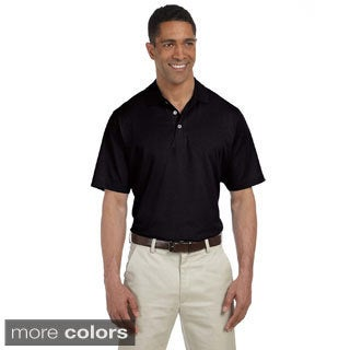 Golfman Men's Lightweight Polo Sport Shirt