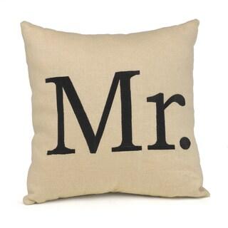 Hortense B. Hewitt Mr. Throw Pillow