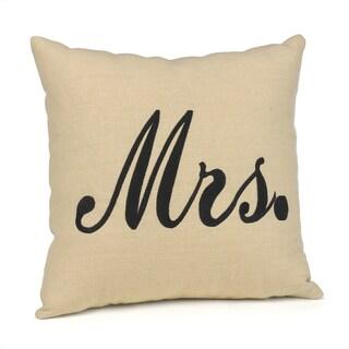 Hortense B. Hewitt Mrs. Throw Pillow