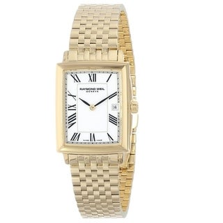 Raymond Weil Women's 'Tradition' Goldtone Dress Watch