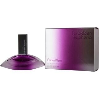 Calvin Klein Euphoria Forbidden Women's 1-ounce Eau de Parfum Spray