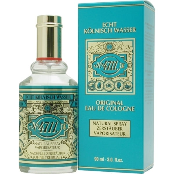 Muelhens 4711 Women's 3-ounce Eau de Cologne Spray