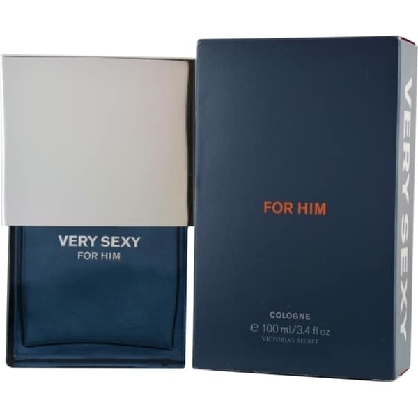 78134ec68f Shop Victoria s Secret  Very Sexy  Men s 3.4-ounce Cologne Spray - Free  Shipping Today - Overstock - 8976607