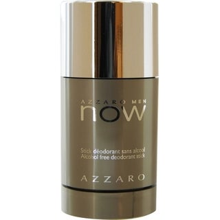 Azzaro Now Men's 2.7-ounce Deodorant Stick Alcohol Free