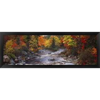 'Nova Scotia, Canada' Framed Panoramic Photo