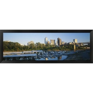 'Memphis, Tennessee, ' Framed Panoramic Photo