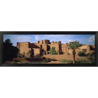 'Marrakesh, Morocco' Framed Panoramic Photo