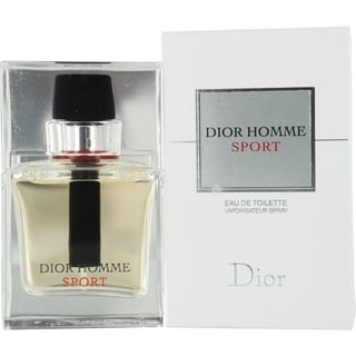 Christian Dior Homme Sport Men's 1.7-ounce Eau de Toilette Spray (2012 Edition)