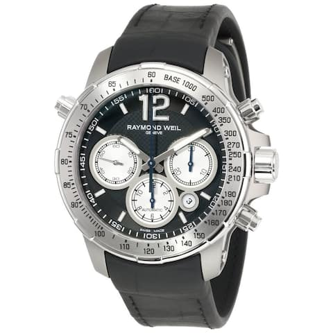 Raymond Weil Men's 'Nabucco' Chronograph Watch